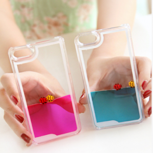 Moving Fish Aquarium Case for iPhone 6