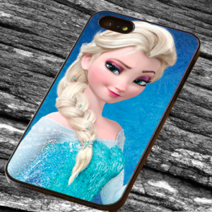 Frozen Elsa Case for iPod Touch 4G 4th Gen