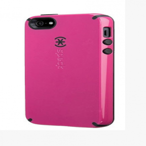 Candyshell Protective Case for iPhone 6 Plus Pink Black