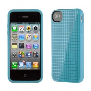 Speck PixelSkin HD iPhone 4S Case Peacock