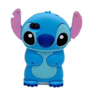 3D Disney's Stitch Full Protection iPhone 4 & 4S Case
