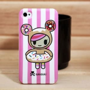 tokidoki Sweet Treat Uncommon Deflector for iPhone 4 4S