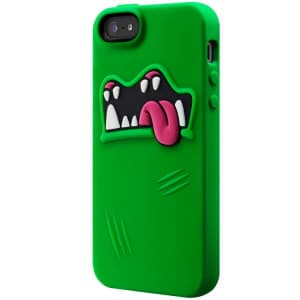 Switcheasy Monsters for iPhone 5 5S Scrappy Green