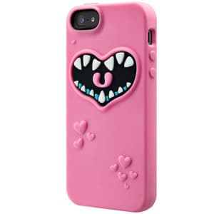 Switcheasy Monsters for iPhone 5 5S Pinky Pink