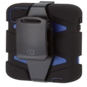 Griffin Survivor for iPod touch 5G (5th gen.) Black Blue