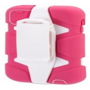 Griffin Survivor for iPod touch 5G (5th gen.) Pink White
