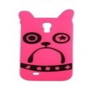 Marc Jacobs Pickles the Bulldog Pink Galaxy S4 Case