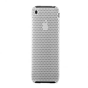 InCase Perforated White Snap Case for iPhone 3G 3GS