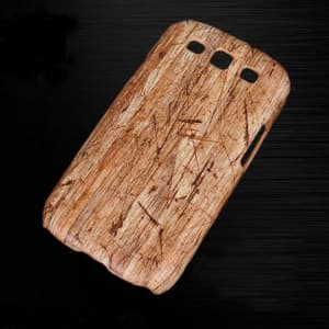 Vivi Design Handmade Premium Leather Tree Pattern Case for Samsung Galaxy S3