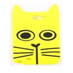 Marc Jacobs Galaxy Note 2 Case Rue the Cat Yellow