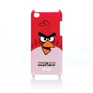 Angry Birds Case for iPod Touch 4th Gen - Red Bird