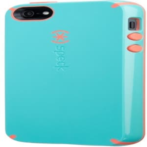 Candyshell Protective Case for iPhone 6 Plus Blue Pink