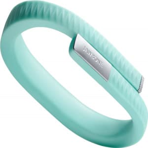Mint Green Jawbone Up Activity Tracking Wristband