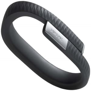 Onyx Black Jawbone Up Activity Tracking Wristband