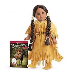 American Girl Kaya Doll & Paperback Book Mini
