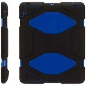 Griffin Survivor Black Blue for iPad 2, iPad 3 and iPad (4th Gen)