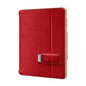 SwitchEasy iPad Mini Pelle Case - HotRed