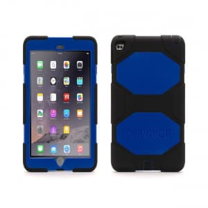 Griffin Survivor All-Terrain for iPad Air 2 Black Blue