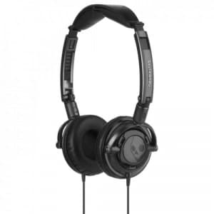Skullcandy - Lowrider Headphones 2011 Model - Black