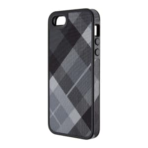 Speck Products Fabshell MegaPlaid Black for iPhone 5 5S