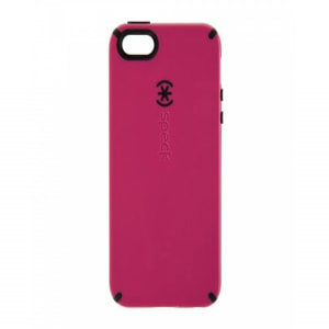 Speck Products CandyShell Raspberry / Black for iPhone 5 5S