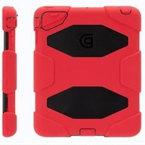 Griffin Survivor Red Black for iPad Mini