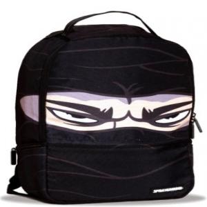 Tofi Ninja Black Backpack Laptop Bag