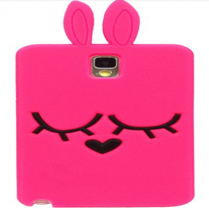 Marc Jacobs Katie the Bunny Pink Galaxy Note 3 Case