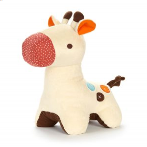 Skip Hop Giraffe Safari Plush Giraffe Toy