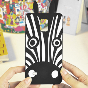 Marc Jacobs Julio the Zebra Galaxy Note 4 Case