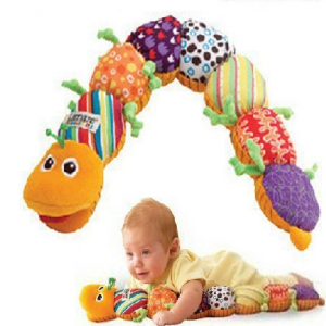Lamaze Musical Inchworm Play Toy for Baby