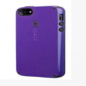 Candyshell Protective Case for iPhone 6 Plus Purple Black
