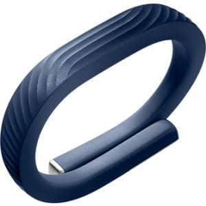 Jawbone UP24 Wireless Activity Tracker Wristband Navy Blue Medium
