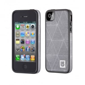 Speck Products FabShell Burton for iPhone 4 & 4S - Hex Plaid