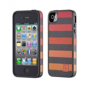 Speck Products FabShell Burton for iPhone 4 & 4S - Hydrant Big Stripe Fade