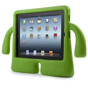 Speck iGuy Lime for all sized iPad 4/3/2/1