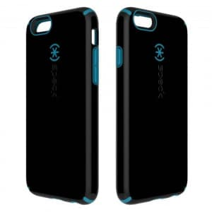 Speck Candyshell Case for iPhone 6 Black Jay Blue