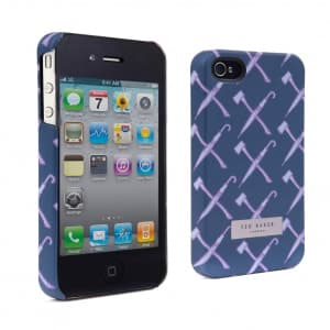 Ted Baker iPhone 4S Hardshell Case - Umbrella