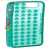 Juicy Couture Case for iPhone 5 5s Starburst Jelly Green Glitter
