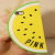 Victoria's Secret Pink Unique Shape iPhone 5 5s Case Watermelon Yellow