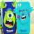 Monsters Inc Character Case for iPhone 4 4s