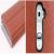 Premium Leather Flip Case for LG G2