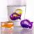 Fish Shape Ice Cubes Silicone Ice Cube Tray