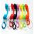 Retro Rubberized Handheld Wireless Bluetooth Handset Headset POP Phone for Smartphone