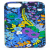 Vera Bradley Snap On Case for iPhone 5 5s Midnight Blues
