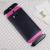HTC One M8 Original Double Dip Case Black Pink