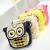 Cute Owl Bohemian Style Small Strap Cross Body Shoulder Bag Purse