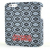 Evisu Japan Case for iPhone 5 5s Grey Floral