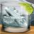 Gin & Titonic Cruise Ship Ice Cube Tray Cake Mold