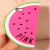 PINK Red Watermelon Case for Galaxy Note 2